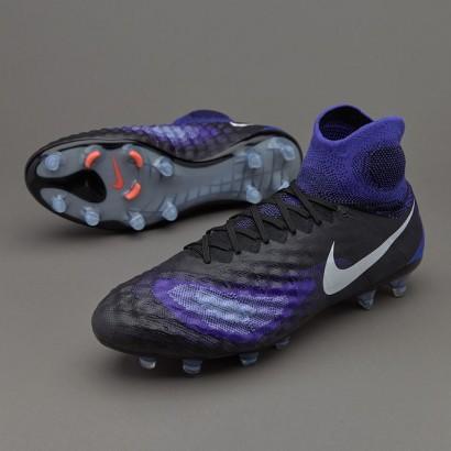 Бутсы Nike Magista Obra II FG 844595-018 (с носком)