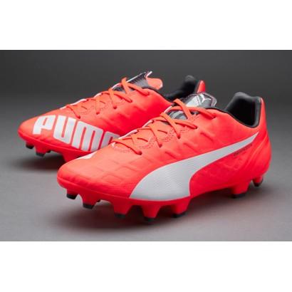 Puma Evospeed 4  Football Boots Orange (103271 01)
