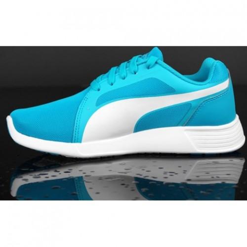 Кроссовки  Puma ST Trainer Evo JR 36087302 light blue halfshoes