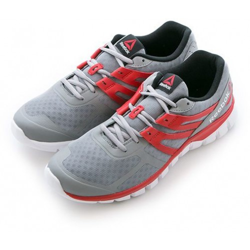 Кросовки Reebok Sublite XT Cushion Tin Grey/Red/White/Black V71867  Sportstyle Running