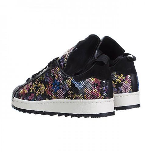 Кроссовки    Adidas Superstar 80s Remastered Black Mens Shoes Yeezy S82511