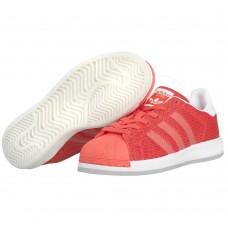 Adidas Originals BB0332 Girls Superstar Bounce J Sneaker