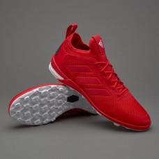 Сороконожки Adidas ACE Tango 17.1 TF PROFI - Red/Scarlet/White (BA8533) Boost
