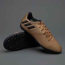 Сороконожки Adidas Messi 16.3 TF Copper Metallic (BA9859)