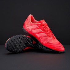Adidas Nemeziz Tango 17.4 TF - Real Coral/Red Zest/Core Black
