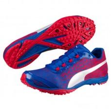 Легкоатлетичні шиповки Puma evoSPEED Haraka XCS V4 Cross Country Running Spikes - Blue